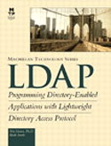 Book Cover - LDAP: Programming Directory-Enabled Applications with Lightweight Directory Access Protocol